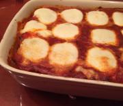 Groenten lasagne