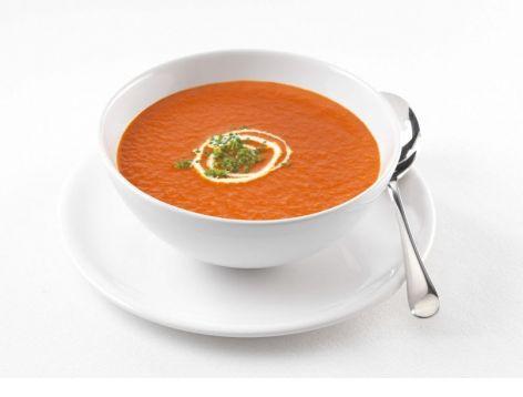 Tomaten crème soep